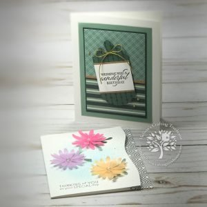Today's paper crafting tutorial bundle sneak peeks feature the 2021 - 2023 Stampin Up In Colors. See 2 of the 12 tutorials in the bundle here!