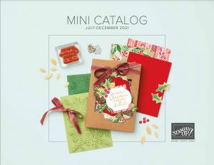 Jul to Dec 2021 Mini-Catalog