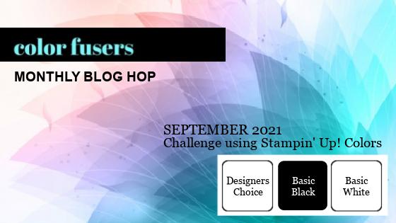 September 2021 Color Challenge