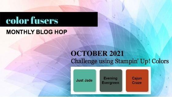 October 2021 Color Challenge