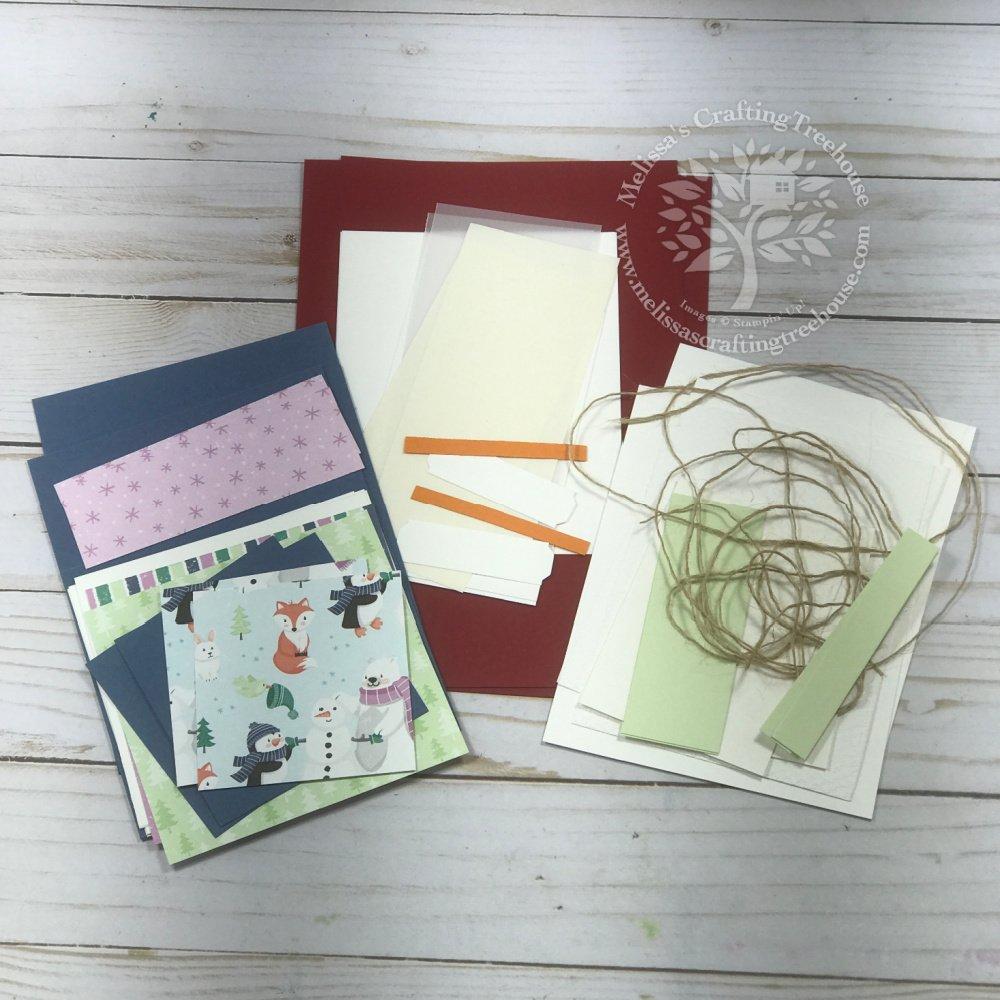 Stamp Club Kits